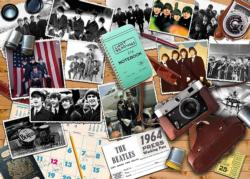 1964: A Photographer's View Music Jigsaw Puzzle