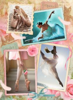 Ballet Photography Jigsaw Puzzle