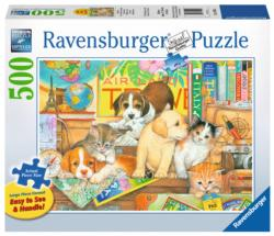 Pets on Tour Dogs Children's Puzzles