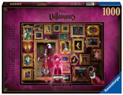 Villainous:  Captain Hook - Scratch and Dent Disney Jigsaw Puzzle