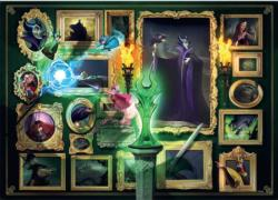 Villainous: Maleficent Disney Jigsaw Puzzle