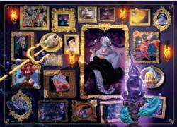 Villainous: Ursula - Scratch and Dent Mermaids Jigsaw Puzzle