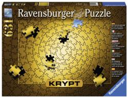 Krypt - Gold Monochromatic High Difficulty Puzzle