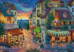 An Evening in Paris Paris Jigsaw Puzzle