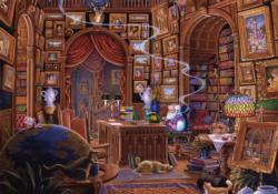 Gallery of Learning Library / Museum Jigsaw Puzzle