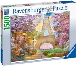 A Paris Stroll Eiffel Tower Jigsaw Puzzle