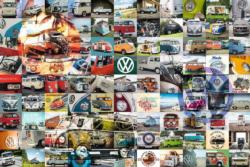 99 VW Camper Van Moments - Scratch and Dent Vehicles Impossible Puzzle