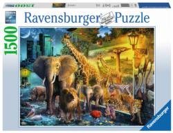 The Portal Jungle Animals Jigsaw Puzzle