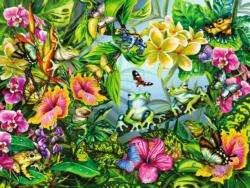 Find the Frogs Frog Jigsaw Puzzle