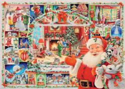 Christmas is Coming! Christmas Jigsaw Puzzle