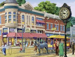 Ellen's General Store Vehicles Jigsaw Puzzle