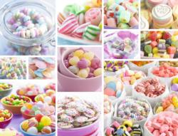 Sweets Jigsaw Puzzle