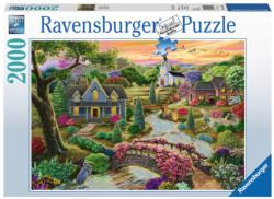 Enchanted Valley Landscape Jigsaw Puzzle