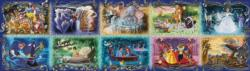 Memorable Disney Moments Graphics / Illustration Panoramic Puzzle