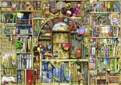 Bizarre Bookshop 2 Bookshelves Impossible Puzzle