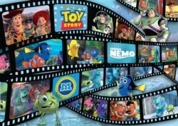 Movie Reel (Disney-Pixar) Movies / Books / TV Jigsaw Puzzle