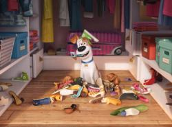 The Secret Life of Pets Domestic Scene Jigsaw Puzzle