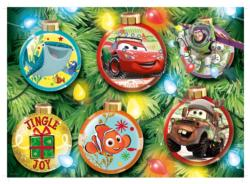 Disney Pixar Christmas Christmas Jigsaw Puzzle