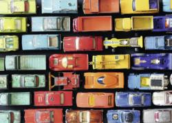 Traffic Jam Collage Jigsaw Puzzle