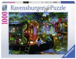Wanderers Cove Lakes / Rivers / Streams Jigsaw Puzzle