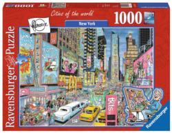 New York New York Jigsaw Puzzle