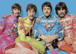 Beatles: Sgt. Pepper Nostalgic / Retro Jigsaw Puzzle