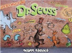 Seuss Street Books/movies/television Jigsaw Puzzle