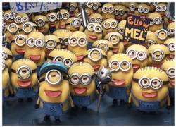Despicable Me3 Collage Jigsaw Puzzle