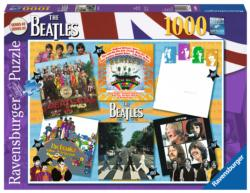 Albums 1967-70 - Scratch and Dent Music Jigsaw Puzzle