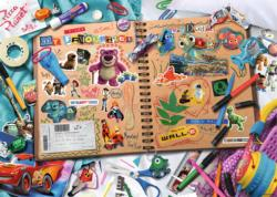 Scrapbook Movies / Books / TV Jigsaw Puzzle