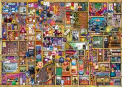 The Collector's Cupboard Everyday Objects Jigsaw Puzzle