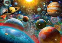 Planetary Vision Space Jigsaw Puzzle
