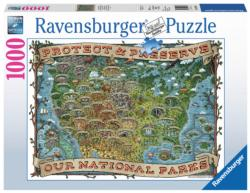 Protect and Preserve USA Nature Jigsaw Puzzle