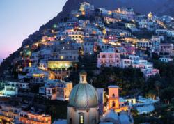 Bella Positano Italy Jigsaw Puzzle