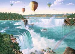 Niagara Falls Niagara Falls Jigsaw Puzzle