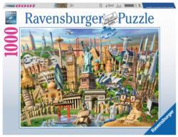 World Landmarks Landmarks / Monuments Jigsaw Puzzle