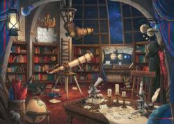Space Observatory Science Jigsaw Puzzle