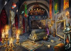 Vampire's Castle - Scratch and Dent Fantasy Jigsaw Puzzle