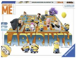 Despicable Me Labyrinth Movies / Books / TV Jigsaw Puzzle
