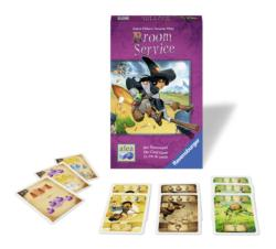 Broom Service - The Card Game Children's Games Strategy Games