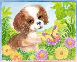Animal Friends Baby Animals Children's Coloring Books - Pads - or Puzzles