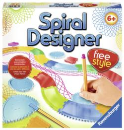 Spiral Designer Freestyle Arts and Crafts
