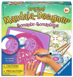 Romantic Mandala Activity Kits