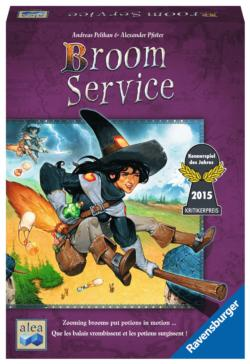 Broom Service Fantasy