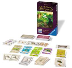 The Castles of Burgundy - The Card Game Strategy Games