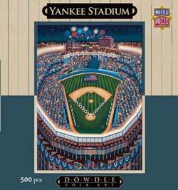 Dowdle - Yankee Stadium New York Jigsaw Puzzle
