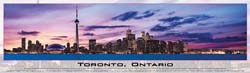 Toronto, Canada Canada Panoramic