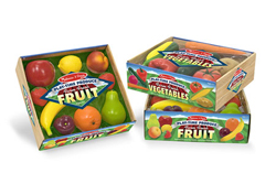 Play-Time Produce Fruit Food and Drink Pretend Play