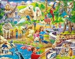 Zoo Animals Animals Children's Puzzles