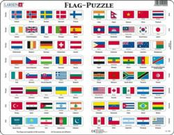 Flags Of The World Educational Children's Puzzles